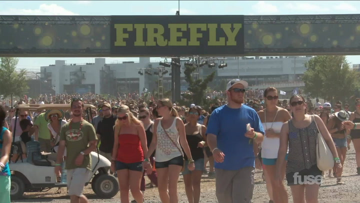 Festivals: Firefly 2013: Edward Sharpe and the Magnetic Zeros Weave A Tale