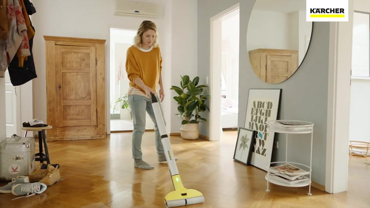 Preview image of Karcher FC3 Cordless Electric Floor Cleaning Mop video
