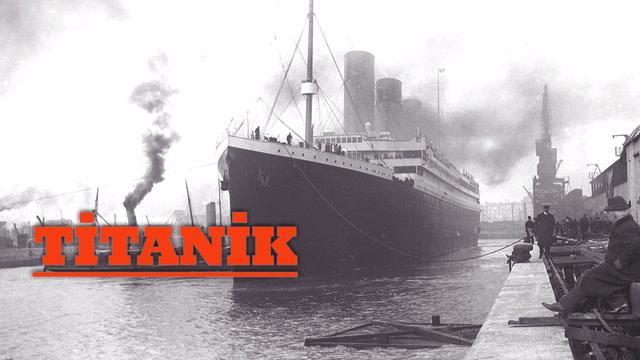 Buz dağının üzen kısmı Titanic