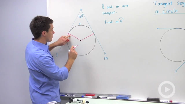 Tangent Segments to a Circle - Problem 3