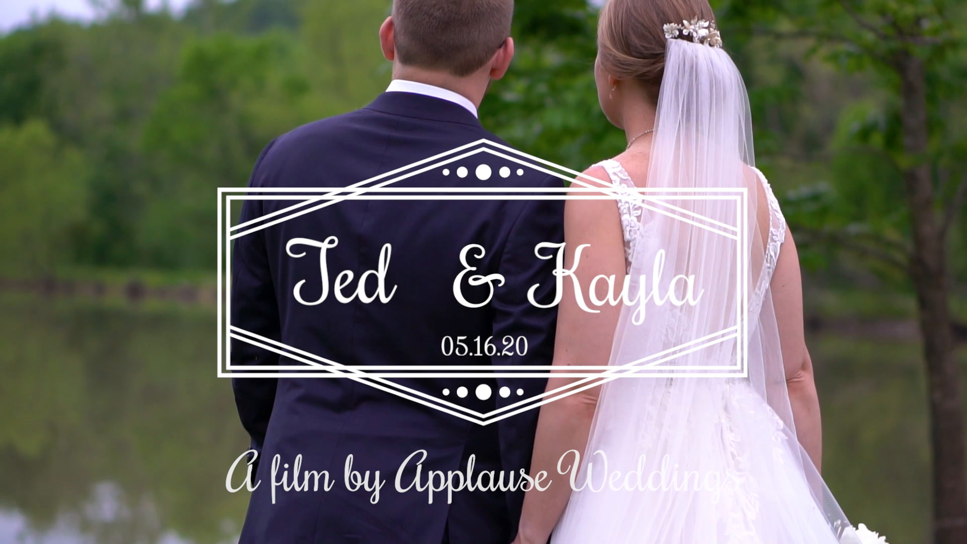 Kayla + Ted | Saint Clair, Missouri | Lost Hill Lake Events