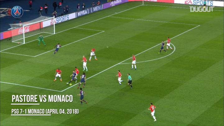 Best Assists: Pastore Vs Monaco 2018