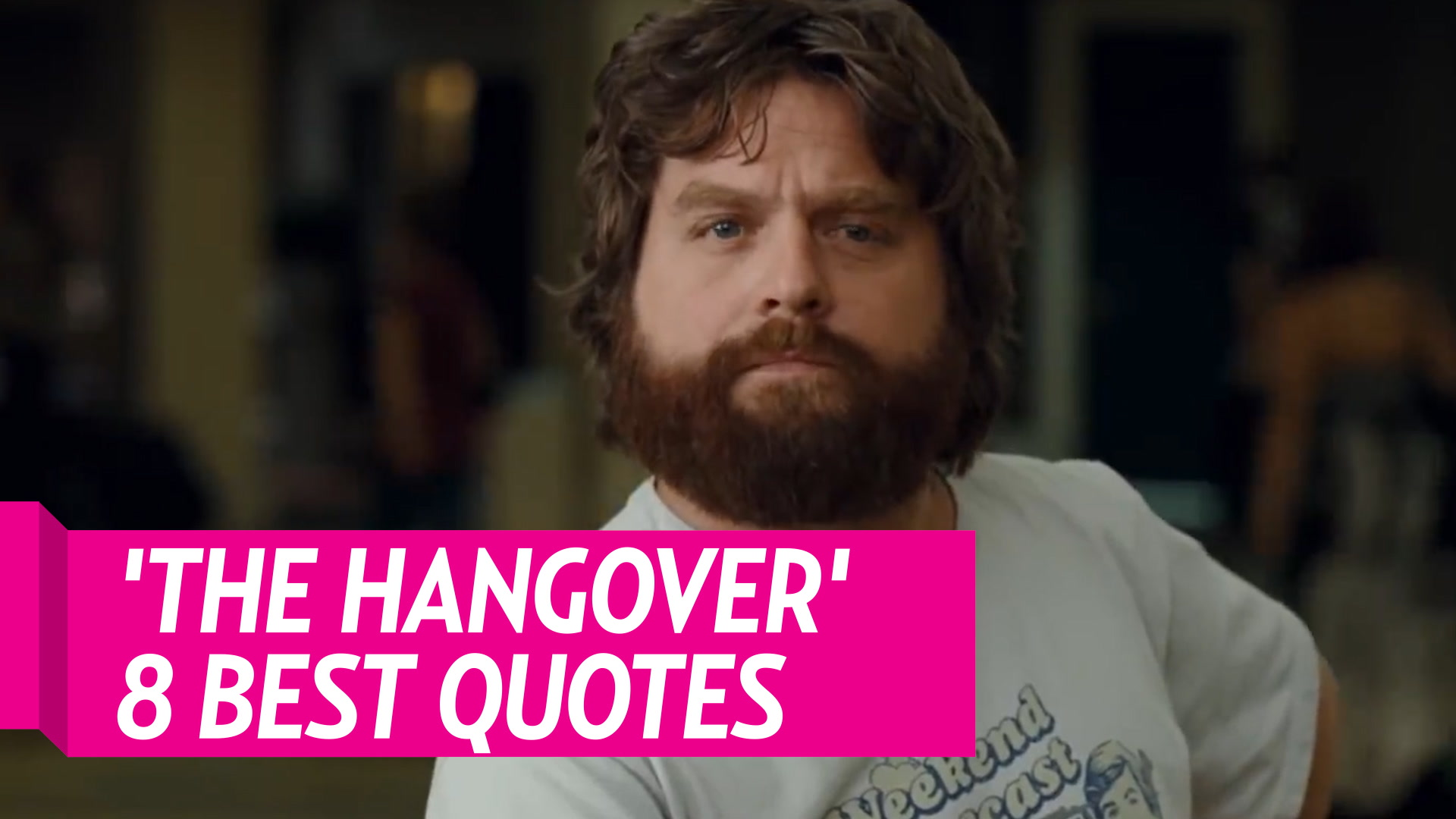 The Top 8 Quotes From The Hangover