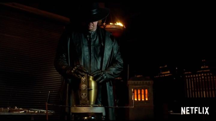 'Escape The Undertaker' Trailer