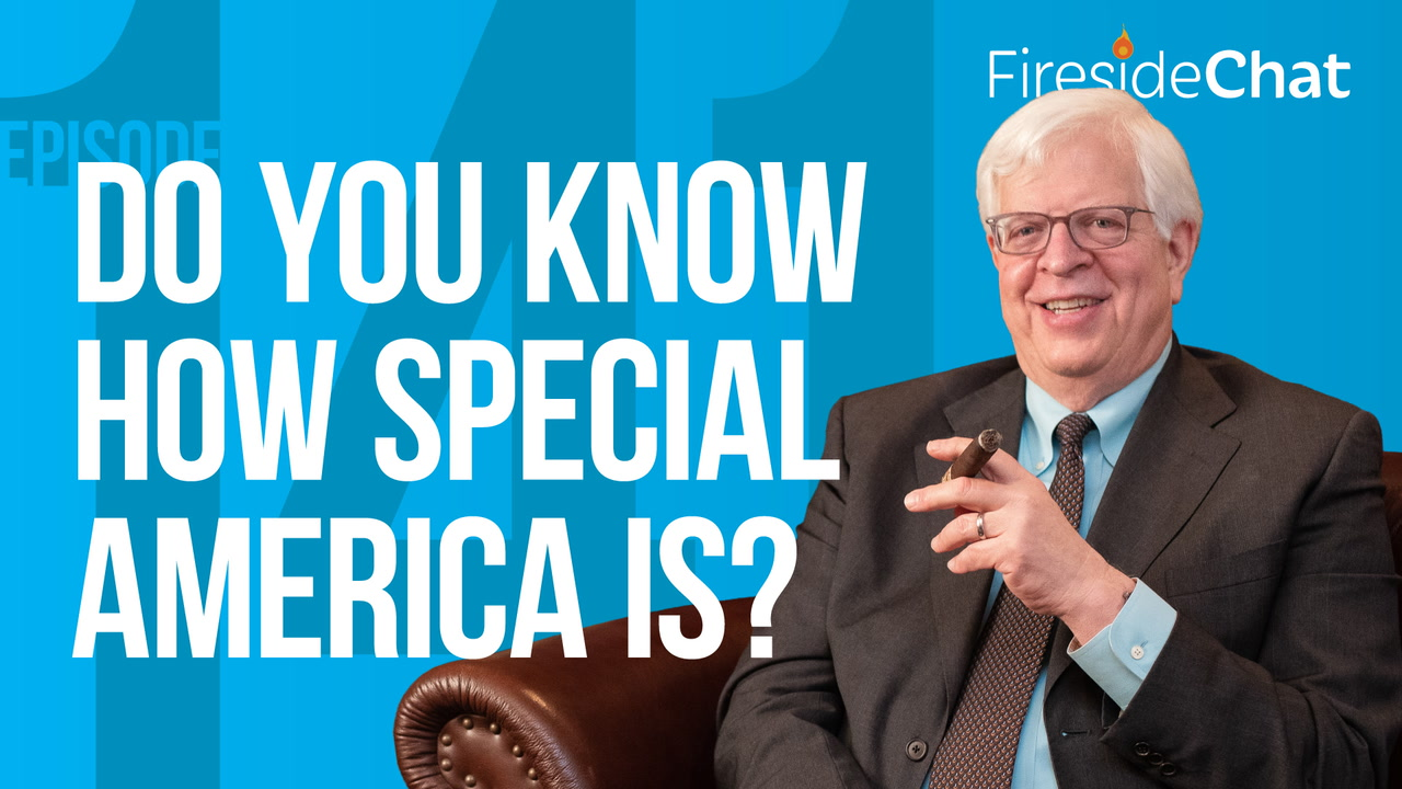 Ep. 141 — Do You Know How Special America Is?
