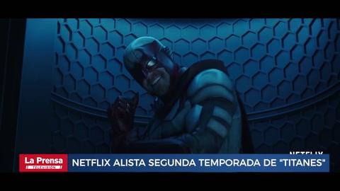 Netflix alista segunda temporada de