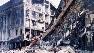 Offentliggjør til nå hemmeligholdte 11. september-bilder