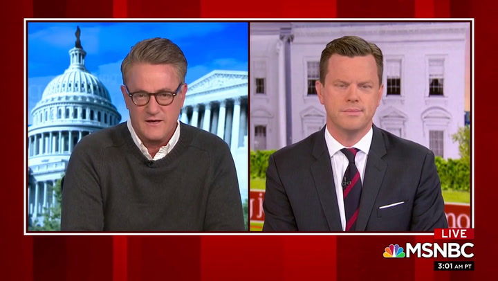 Scarborough: 'Really Stupid Jackassery' Going on by People Still Defending Trump