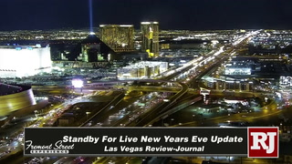 New Year's Eve live from the Las Vegas Strip!
