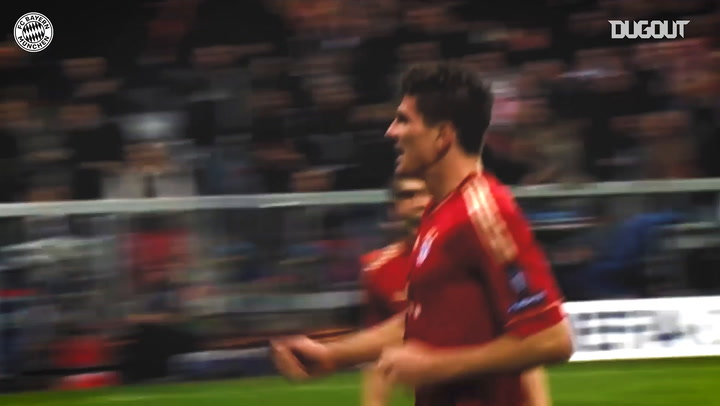 FC Bayern's classic strikes against LaLiga teams