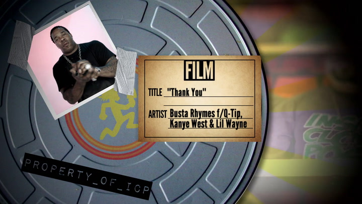 """Shows: ICP Theater: ICP on Busta Rymes """"Thank You"""""""