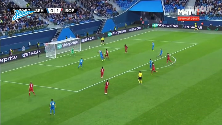 ZENIT'S BEST GOAL OF THE SEASON #5