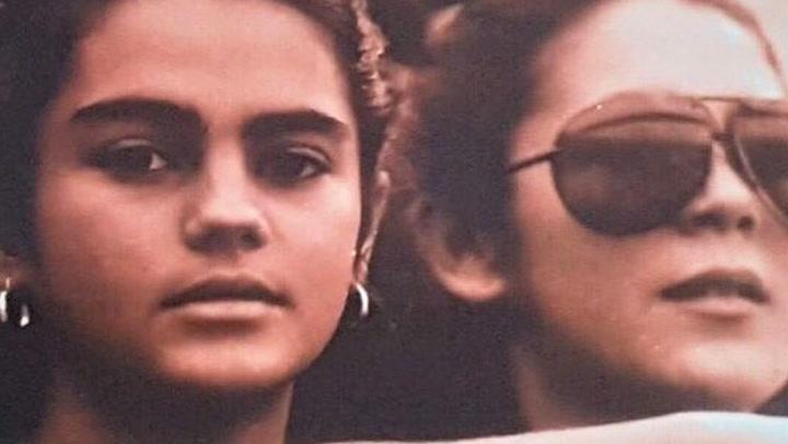 Las imágenes nunca vistas de Isabel Pantoja y su prima Sylvia en familia