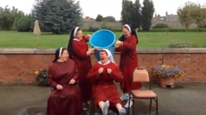 Nonner kan også ha det gøy