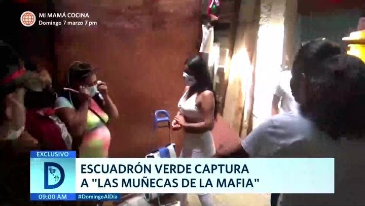 Caen 'Las Muñecas de la Mafia' de Grau: Mujeres robaban a parroquianos antes de dar sus servicios