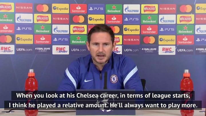 Lampard keen to keep Giroud at Chelsea