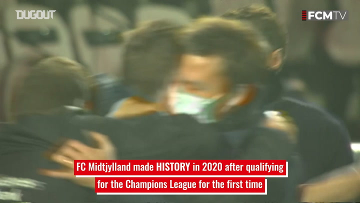 FC Midtjylland's rapid rise to the Champions League