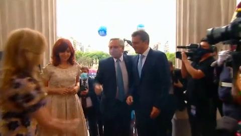 Fernández pide al Congreso la reforma del poder judicial en Argentina