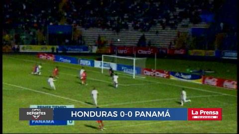 Honduras 0-0 Panamá