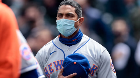 Did Mets manager Luis Rojas stay with David Peterson too long?