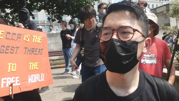 Exiled Hong Kong Activist Nathan Law: The CCP is 'Crushing Civil Society'