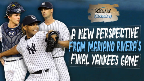 Mariano Rivera's final Yankees appearance told from a unique perspective