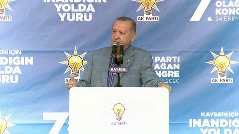 Erdogan dice que Macron necesita