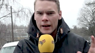 Her jakter svenskene Norges gulloppskrift