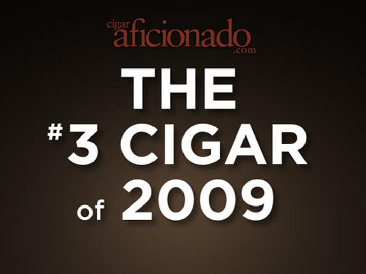 2009 No. 3 Cigar