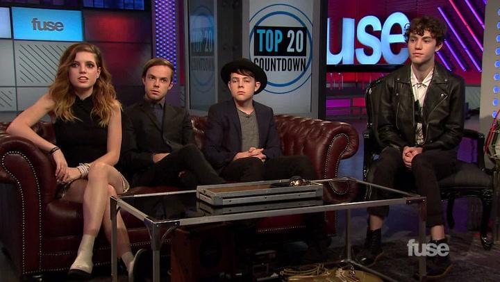 Interviews: Echosmith: Part 1 (September 2014)