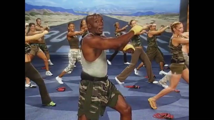 Billy Blanks: Bootcamp Elite  Mission 3: Rock Solid Abs!