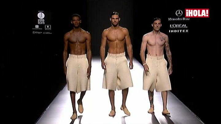 Fashion Week Madrid primavera-verano 2016: Etxeberria
