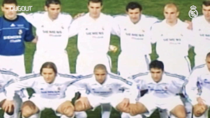 Real Madrid International Cup title vs Olimpia de Asunción