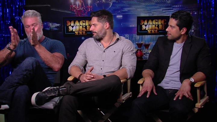 'Magic Mike XXL' Interview - The Guys of 'Magic Mike'
