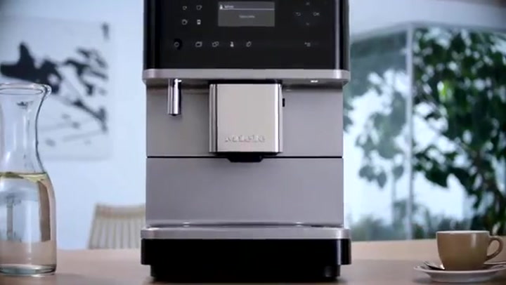 Preview image of Miele Cm6 Countertop Coffee Machine video