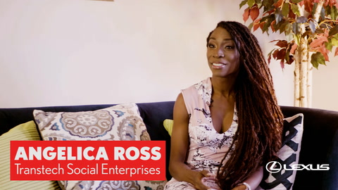 TECH PRIDE: Angelica Ross
