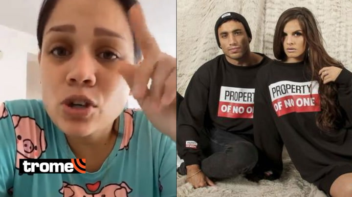 """Andrea San Martín a Ale Baigorria tras críticas por su anhelo de ser madre: """"Estemos seguras antes de dar más pasos"""""""