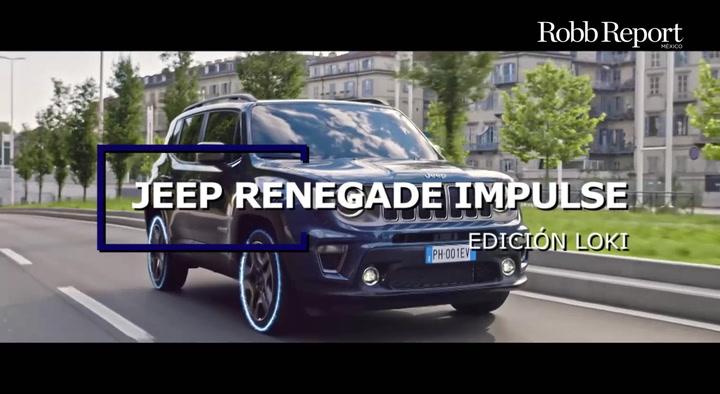 Jeep Renegade Impulse edición Loki