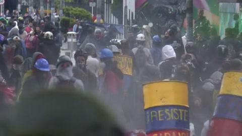 Colombia se compromete con la CIDH a esclarecer 21 homicidios ocurridos en protestas