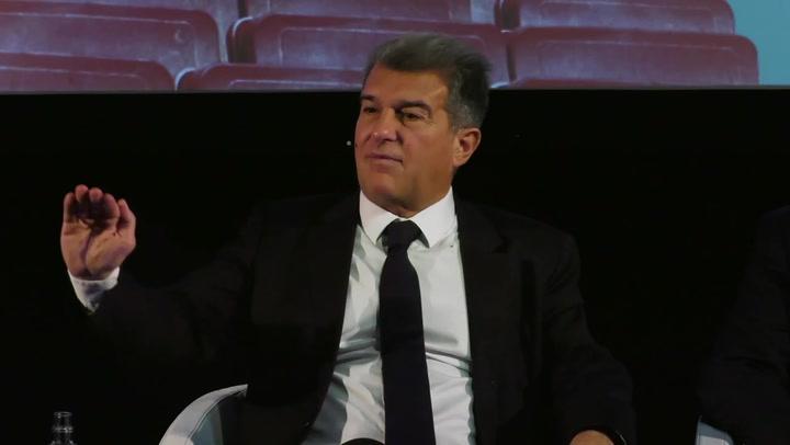 "Laporta habló con Piqué: ""Estaba hundido"""
