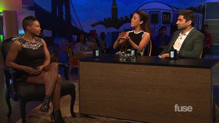 Shows: White Guy Talk Show: Susan Heyward Web Extra