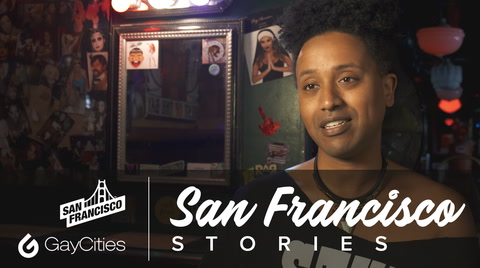 SAN FRANCISCO STORIES: Honey Mahogony