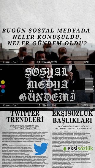 Sosyal medyayı sallayanlar - 17 Nisan