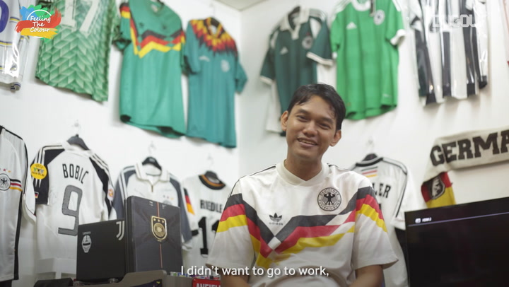 Feeling The Colour: Indonesian Germany Fan Club Lament Poor World Cup