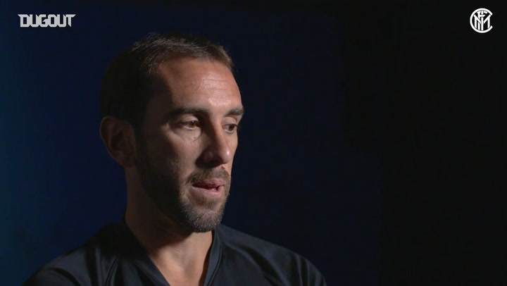 Diego Godín: Why I picked Inter after Atlético
