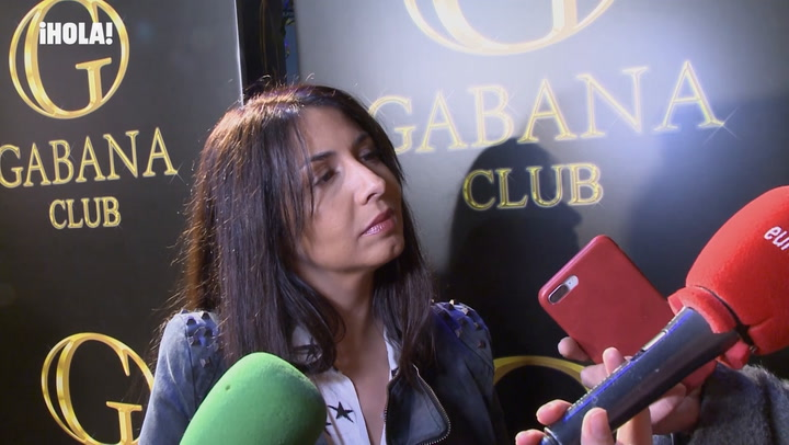 Sara Verdasco aclara cómo es la relación de su familia con los Preysler