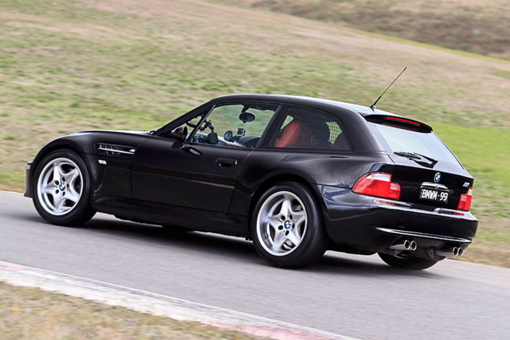 BMW Z3 M Coupe Review - Video