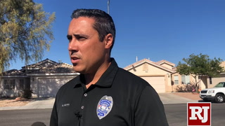3-year-old boy shot in North Las Vegas