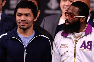 Pacquiao-Broner Press Conference Highlights