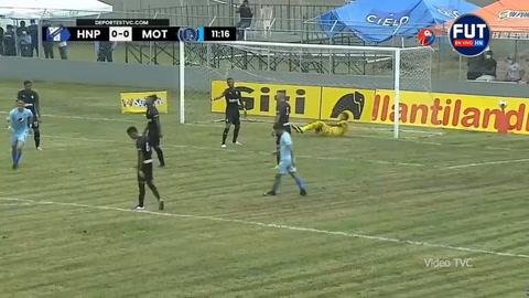 Honduras Progreso 0-5 Motagua (Liga Salva Vida)